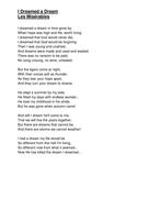 I dreamed a dream- Lyrics.docx