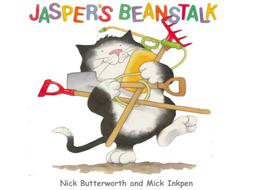 Jasper's Beanstalk Story Cards
