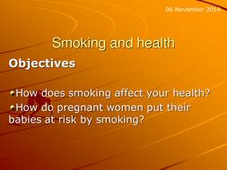 Smoking and health.ppt