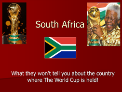 World Cup Background: Racism and Apartheid