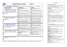 Literacy week 1.doc