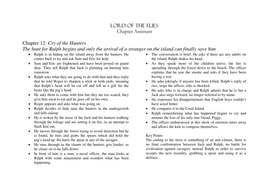 Lord of the Flies Chapter 12 Guide.doc