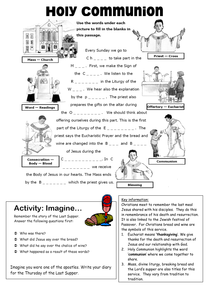 Christianity by BexMO - UK Teaching Resources - TES