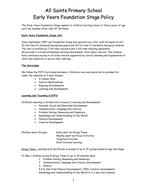 EYFS Policy Feb 2010.doc