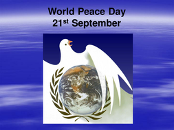 Peace Day Powerpoint
