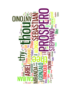 The Tempest: Display Wordle: A Useful Resource!