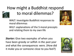 Buddhism 5 moral precepts.ppt