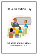 50 ideas for meeting your new class