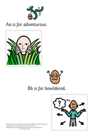 A-Z of interesting adjectives