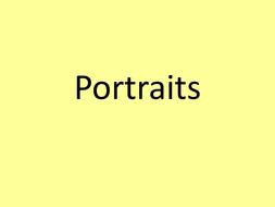 Portraits.ppt
