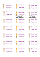 current and target level stickers.doc