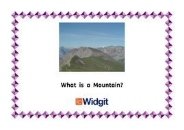 Widgit-What-is-a-Mountain---Text.pdf