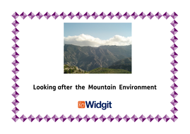 Widgit--Looking-After-the-Environment---Text.pdf
