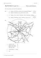 KS3 Statistical Diagrams (MEP – Year 9