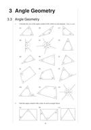 Angle Geometry (MEP