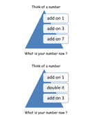 Pyramid Problems