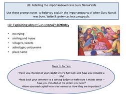 birth of guru nanak lesson one 3 diff worksheets.ppt