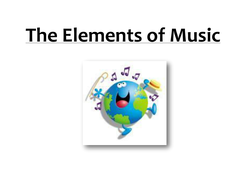 The Elements of Music II.docx