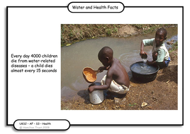 Clean Water and Health | Teaching Resources