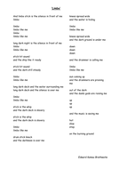 limbo poem