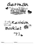 Yr7 Revision Booklet for End of Year by Juls2110