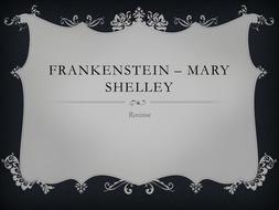 Frankenstein_revison_â€_Mary_Shelley.ppt