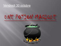 Halloween-Year-9---Potion-magique.pptx