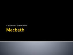 Macbeth Coursework Prep.pptx