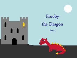 Frooby the Dragon halving.ppt