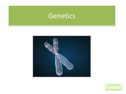GCSE Additional Science introduction to genetics