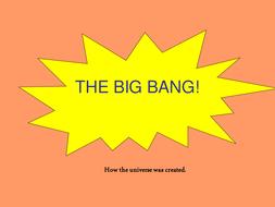 THE BIG BANG!.ppt