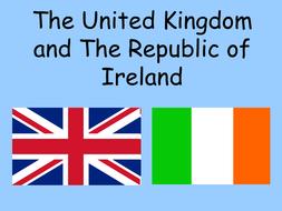 UK and Ireland Powerpoint