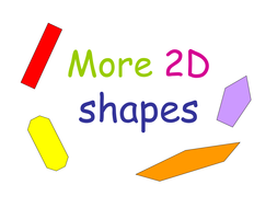 More 2D shapes.ppt
