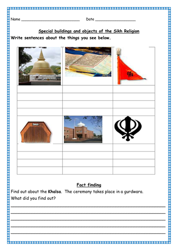 Sikhism: The Five K\'s of the Sikh Religion - Powerpoint ...