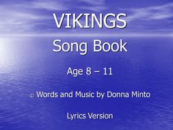 Vikings with lyrics.ppt