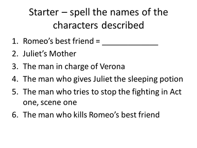 romeo and juliet love essay introduction