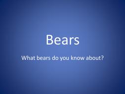 Bears.ppt