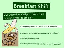Breakfast Shift (Higher).ppt
