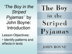 the boy in the striped pajamas study guide