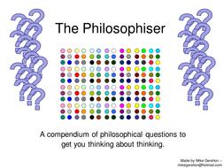 The Philosophiser