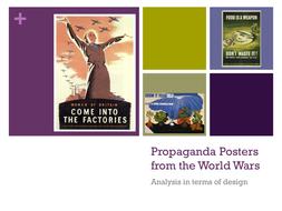 Presentation on war posters.ppt