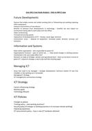 Info 3 June 11 Case Study Analysis