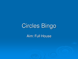 Circles Bingo.ppt