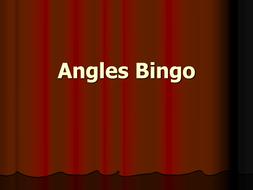 Angles Bingo.ppt