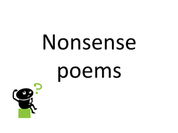 short nonsense poems