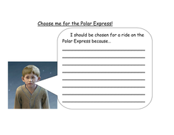 Choose me for Polar Express.doc