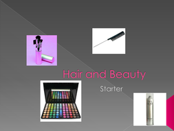 Hair and Beauty Starter