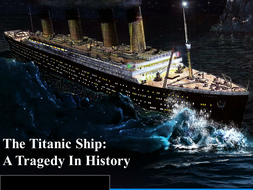 Facts about the Titanic.ppt