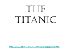 Titanic - Layout.ppt