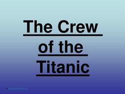 Titanic - Crew.ppt